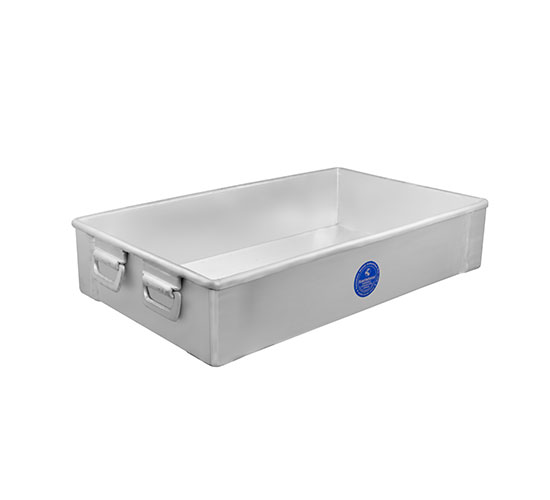 KARISHMA ALUMINIUM BIG SIZE GOTE TRAY WITH HANDLE