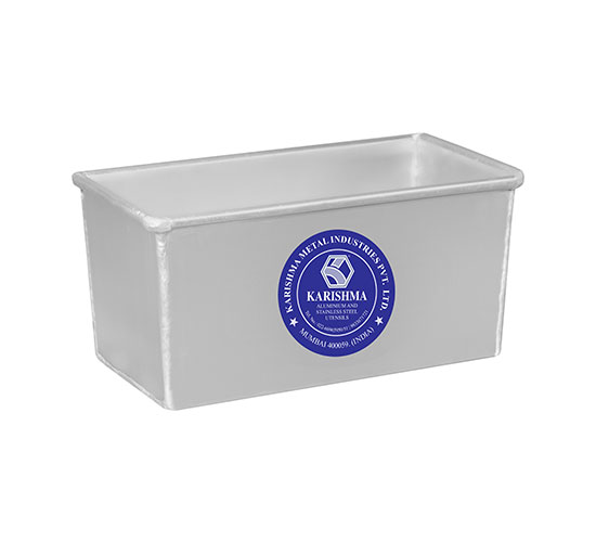 KARISHMA ALUMINIUM SINGLE BREAD TIN