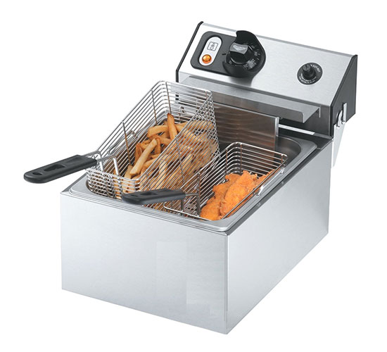 KARISHMA STAINLESS STEEL DEEP FAT FRYER