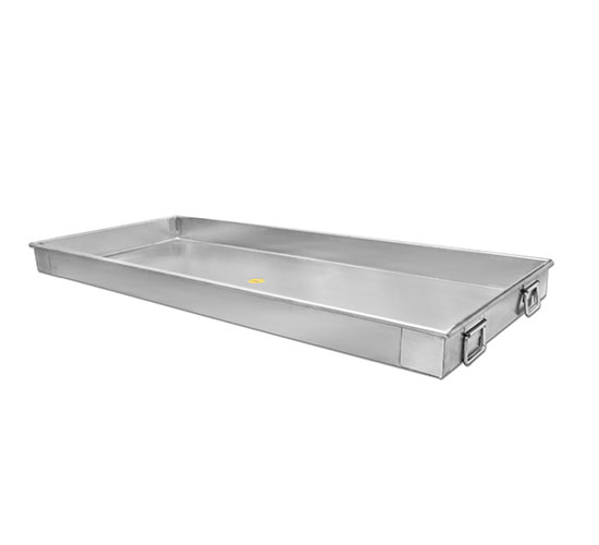 KARISHMA STAINLESS STEEL BIG SIZE TRAY